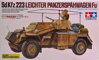 Sd.Kfz.223 Leichter Panzerspähwagen, 1:35