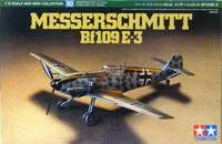 Messerschmitt Bf109 E-3, 1:72 (pidemmällä toimitusajalla)