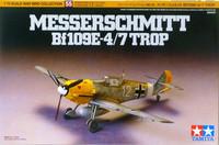 Messerschmitt Bf109E-4/7 Trop, 1:72