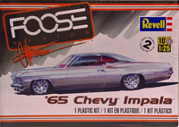 Chevrolet Impala '65 FOOSE, 1:25