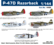P-47D Razorback, 1:144