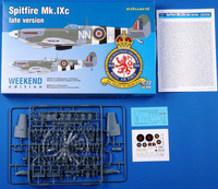 Supermarine Spitfire Mk.Ixc Late Version, 1:72