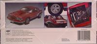 Ford Mustang LX 5.0 Drag Racer, 1:25