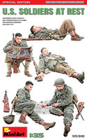 U.S. Soldiers At Rest, 1:35