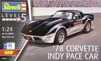 Corvette '78 Indy Pace Car, 1:24