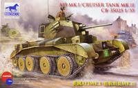 A13 Mk.I/Cruiser Tank Mk.III, 1:35