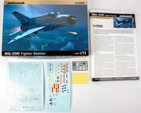 MiG-21 MF Fighter-Bomber ProfiPACK, 1:72 (pidemmällä toimitusajalla)