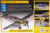 Messerschmitt Bf109 F2, 1:48