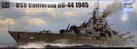 USS California BB-44 1945, 1:700