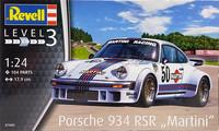 Porsche 934 RSR Martini, 1:24