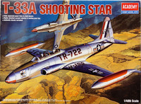 T-33A Shooting Star, 1:48