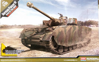 German Panzer IV Ausf.H