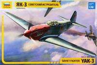 Soviet Fighter Yak-3, 1:48