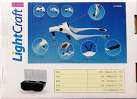 Magnifier Spectacles & Headband (USB)