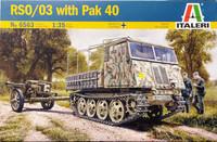 RSO/03 with Pak 40, 1:35