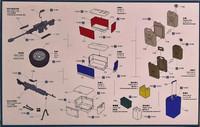Equipment for Modern U.S. Military Vehicles, 1:35