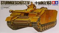 Sturmgeschutz IV Sd.Kfz.163, 1:35