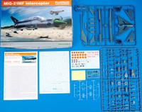 MiG-21MF Interceptor ProfiPACK, 1:72