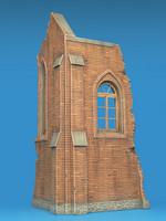 Ruined Church, 1:35 (pidemmällä toimitusajalla)