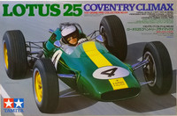 Lotus 25 Coventry Climax, 1:20