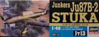 Junkers Ju 87B-2 Stuka, 1:48
