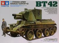 Finnish Army Assault Gun BT-42, 1:35