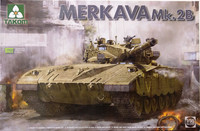Israeli Main Battle Tank Merkava Mk.2B, 1:35
