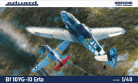 Bf 109 G-10 Erla, 1:48