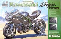 Kawasaki Ninja H2R, 1:9 (pidemmällä toimitusajalla)