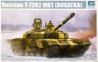 Russian T-72B2 MBT (ROGATKA), 1:35