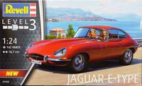 Jaguar E-Type, 1:24