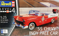 Chevrolet '55 Indy Pace Car, 1:24