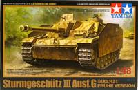 Sturmgeschutz III Ausf. G Frühe Version, 1:48
