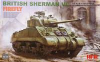 British Sherman VC Firefly, 1:35