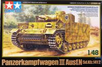 Panzerkampfwagen III Ausf.N, 1:48