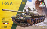 T-55A, 1:72