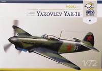 Yakovlev Yak-1B, 1:72
