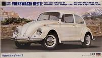 Volkswagen Beetle 1967, 1:24