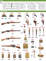 British Infantry Weapons & Equipment, 1:35