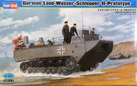 German Land-Wasser-Schlepper II-Prototype, 1:35