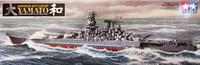 Japanese Battleship Yamato, 1:350 (pidemmällä toimitusajalla)