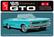 1965 Pontiac GTO Convertible, 1:25 (Pidemmällä Toimitusajalla)