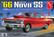 1966 Chevy Nova SS, 1:25 (Pidemmällä Toimitusajalla)