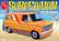 1977 Ford Surfer Van, 1:25 (Pidemmällä Toimitusajalla)