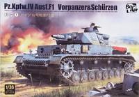 Pz.Kpfw.IV Ausf.F1, 1:35