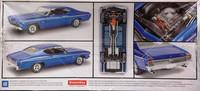 Chevrolet Chevelle 396 '69, 1:25