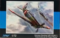 Morane-Saulnier MS-406C.1, 1:72