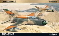 MiG-21MF, Profipack, 1:48