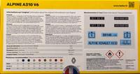 Alpine A 310 V6 Starter Kit, 1:43