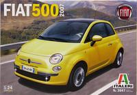 Fiat 500, 1:24